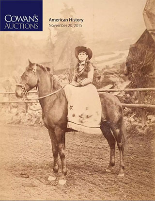 Cowans Auction