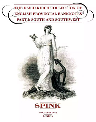 Spink Auction